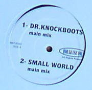 12'' - Nas / RZA - Dr. Knockboot / For You