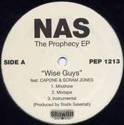 EP - Nas - The Prophecy EP Volume 1