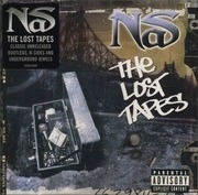CD - Nas - The Lost Tapes