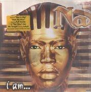 Double LP - Nas - I Am... - Original US