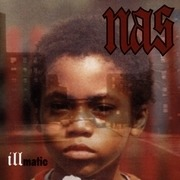 LP - Nas - Illmatic - PRODUCED BY PREMIER/Q-TIP/PETE ROCK/LARGE PROFESS