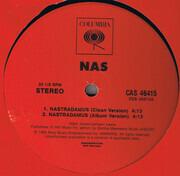 12inch Vinyl Single - Nas - Nastradamus - still sealed