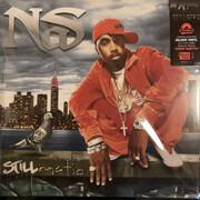Double LP - Nas - Stillmatic - Silver / still sealed