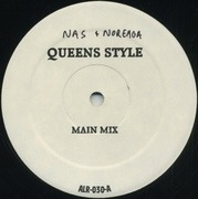 12'' - Nas / E Moneybags - Queens Style / Friend Of Ours