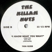 12'' - Nas / Lil' Flip - Thief's Theme / I Know What You Want