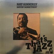 LP - Nat Adderley - Sayin Somethin'