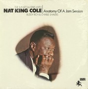 LP - Nat King Cole , Buddy Rich & Charlie Shavers - Anatomy Of A Jam Session