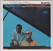 7inch Vinyl Single - Nat King Cole & George Shearing - Nat King Cole Sings / George Shearing Plays