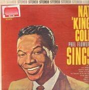 LP - Nat King Cole / Phil Flowers - Sings