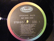 LP - Nat King Cole - Looking Back