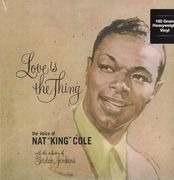 LP - Nat King Cole - Love Is The Thing - HQ-Vinyl