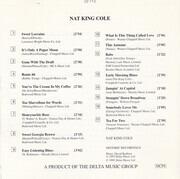 CD - Nat King Cole - Nat King Cole