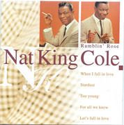 CD - Nat King Cole - Ramblin' Rose