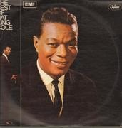 LP - Nat King Cole - The Best Of Nat King Cole