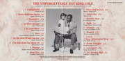 CD - Nat King Cole - The Unforgettable Nat King Cole