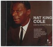 CD - Nat King Cole - Unforgettable
