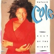 7'' - Natalie Cole - Rest Of The Night