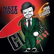 Double LP - Nate Dogg - G-Funk Classics Vol.1 & 2 - LOTS OF SPECIAL GUESTS FROM WARREN G TO SNOOP DOGG