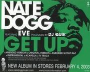12'' - Nate Dogg - Get Up