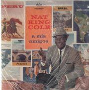 LP - Nat King Cole - A Mis Amigos