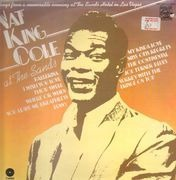 LP - Nat King Cole - At The Sands