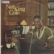 LP - Nat King Cole - Tell Me All About Yourself