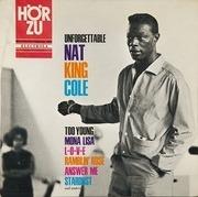 LP - Nat King Cole - The Unforgettable Nat King Cole - Hu00d6R ZU