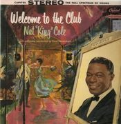 LP - Nat King Cole - Welcome To The Club