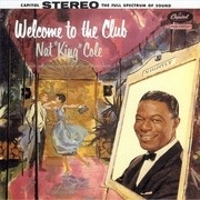 LP - Nat King Cole With Orchestra Conducted By David Cavanaugh - Welcome To The Club