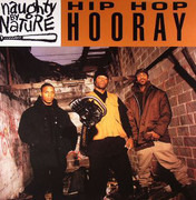 CD Single - Naughty By Nature - Hip Hop Hooray / The Hood Comes First - ARC/SRC pressing