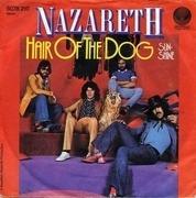 7'' - Nazareth - Hair Of The Dog