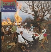 LP - Nazareth - Malice In Wonderland
