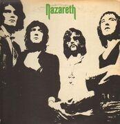 LP - Nazareth - Nazareth - US GREEN LABEL