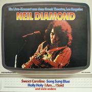 LP - Neil Diamond - Ein Live-Konzert Aus Dem Greek Theatre, Los Angeles