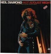Double LP - Neil Diamond - Hot August Night - Gatefold Sleeve