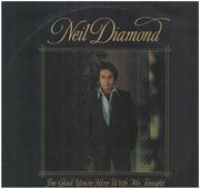 LP - Neil Diamond - I'm Glad You're Here With Me Tonight - Gatefold