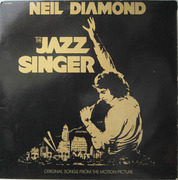 LP - Neil Diamond - The Jazz Singer (Original Songs From The Motion Picture)