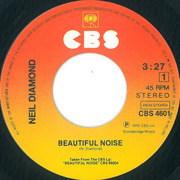 7inch Vinyl Single - Neil Diamond - Beautiful Noise