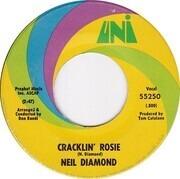 7inch Vinyl Single - Neil Diamond - Cracklin' Rosie