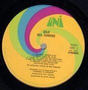 LP - Neil Diamond - Gold