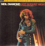 Double LP - Neil Diamond - Hot August Night - MFSL AUDIOPHILE HALF SPEED / Japanese Pressing