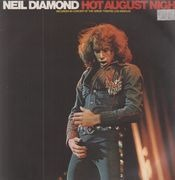 Double LP - Neil Diamond - Hot August Night