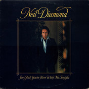 LP - Neil Diamond - I'm Glad You're Here With Me Tonight