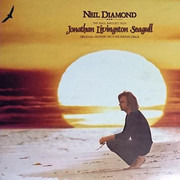 LP - Neil Diamond - Jonathan Livingston Seagull (Original Motion Picture Sound Track) - + Booklet
