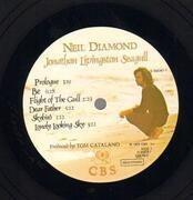 LP - Neil Diamond - Jonathan Livingston Seagull (Original Motion Picture Sound Track) - Gatefold + booklet