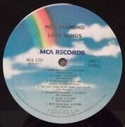 LP - Neil Diamond - Love Songs - still sealed