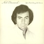 LP - Neil Diamond - You Don't Bring Me Flowers - Canada
