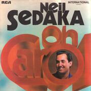 LP - Neil Sedaka - Oh Carol - US Disc, UK Sleeve