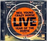 CD - Neil Young & Crazy Horse - Year Of The Horse