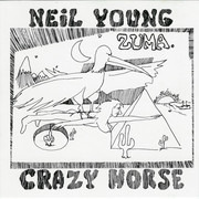 CD - Neil Young & Crazy Horse - Zuma